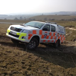 4x4 Off Road Driver Training North West